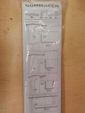 Telaio per tenda da doccia GOMMAREN IKEA 430.145.10 18859 box U L angolo diritto
