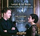 Leclair & his Rivals (CD, Nov-2012, Pan Classics)