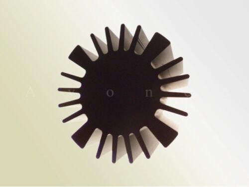 Fischer Kühlkörper SK577-25SA  für 1W 3W High Power LED 50mm x 25mm