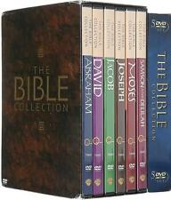 The Bible Collection 11-Disc Set DVD NEW 2lb