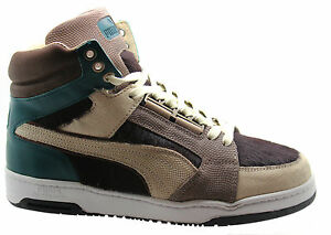 Zapatillas 02 357261 U18 Puma Top con Hombres X Made Slipstream Hi In Italy cordones xnq48fxpw