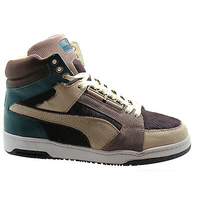 Puma Slipstream x Made in Italy Mens Hi Top Trainers Lace Up 357261 02 U18