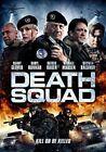Death Squad 2015 Region 1 DVD