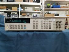 HP Agilent 3245A Universal Source Option 001 Tested