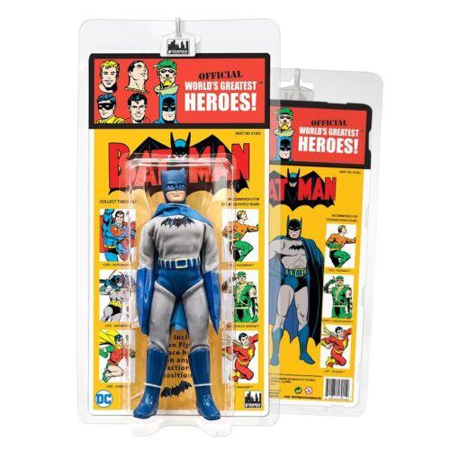 FA Batman by FTC DC Comics Retro Kresge Style Action Figures Series 4