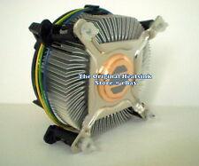 GENUINE INTEL HEATSINK COOLING CPU FAN FOR CORE 2 QUAD Q6700-Q6600 LGA775 NEW
