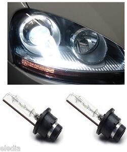 GOLF-5-V-2-Ampoules-Blanc-D2S-P32d-2-6000K-eclairage-phares-Feux-Xenon