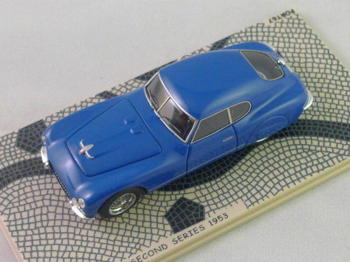 Bizarre bz353 - fiat 8v zweite serie 1953 Blau - 1   43