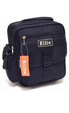 Elite Large Mens, Ladies, Kids Cross Body Bag for all I Pads, Tablet