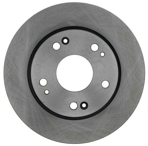 Disc Brake Rotor-Non-Coated Rear ACDelco Advantage 18A2331A