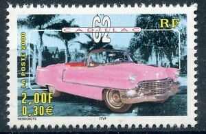 STAMP-TIMBRE-FRANCE-NEUF-N-3323-VOITURE-CADILLAC-62