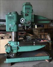 Fosdick 4 X 11 Sensitive Radial Arm Drill Press
