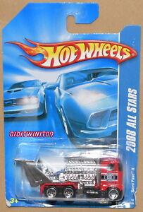 Autos, Lkw & Busse Auto- & Verkehrsmodelle Kenntnisreich Hot Wheels 2008 All Stars Semi Schnell Ii Rot