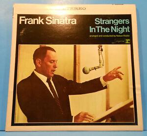 Frank Sinatra Strangers In The Night Lp 1966 Original
