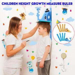 1-2M-3D-Musical-Children-Height-Growth-Chart-Measure-Ruler-Magnetic-Wall-Sticker