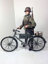 1/6 DRAGON GERMAN LUFTWAFFE GROUND DIV BICYCLE INFANTRYMAN  BBI DID 21ST WW2