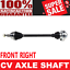 FRONT RIGHT CV Axle Assembly For AUDI TT QUATTRO 00-02