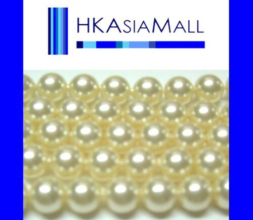 50pcs Swarovski Crystal Beads Pearl 5810 4mm Choose Your Colors NEW FreeShip