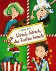 Advent, Advent, der Kuchen brennt! von Sabine Zett (2013, Gebundene Ausgabe)