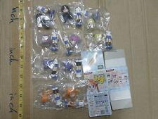 Konami figumate Magister Negi Magi figure pe suit figure gashapon x10 only 1 box