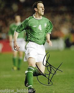 Team-Ireland-Andy-O-039-Brien-Autographed-Signed-8x10-Photo-COA-A