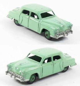 1 / 43 Ème Dinky Toys Studebaker Verte Jouet Ancien