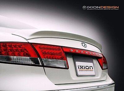 IXION Rear Lip Spoiler for Hyundai Azera (Grandeur TG) 06-10  LIMITED QUANTITY