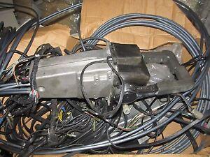 yamaha 704 dual twin engine top mount binnacle remote control 704 Ford Engine Wiring image is loading yamaha 704 dual twin engine top mount binnacle
