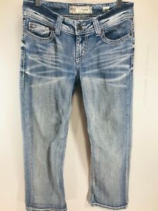 Boucle Stretch 29x25 Tag Bke Womens Payton 29 Jeans Straight Meas CxT1C4
