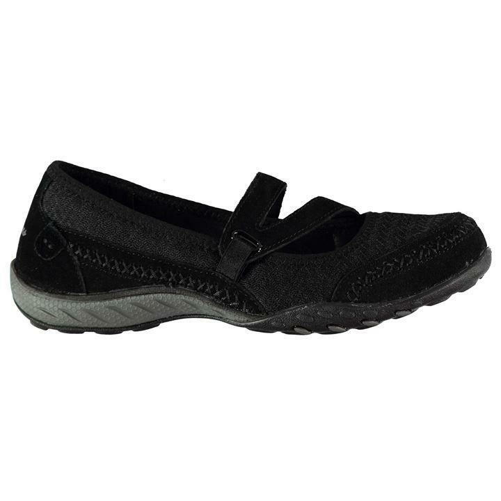 Skechers Relaxed Fit Breathe Easy shoes Ladies US 8.5 REF 356