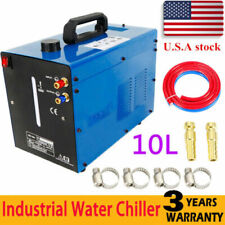 Industrial Water Chiller 10l Tig Welder Torch Water Cooling System Cooler 1500w
