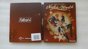 Fallout-4-Nuka-World-PS4-Steelbook-ONLY-PS4-XBOX-ONE-PC-PLEASE-READ-NO-GAME