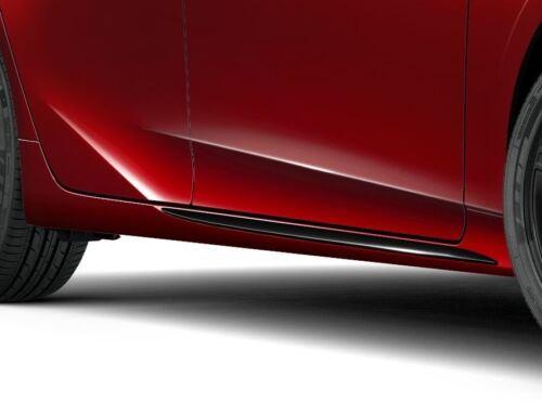 2015 en PW156-47000-C1 Genuine Toyota Prius Alféizares Lateral Negro Piano