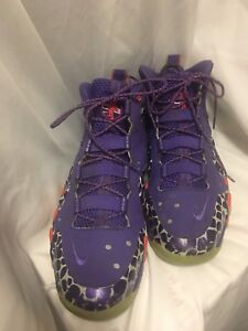 b423751614abe Nike Barkley Posite Max Court Purple Team Orange Phoenix Suns 555097 ...