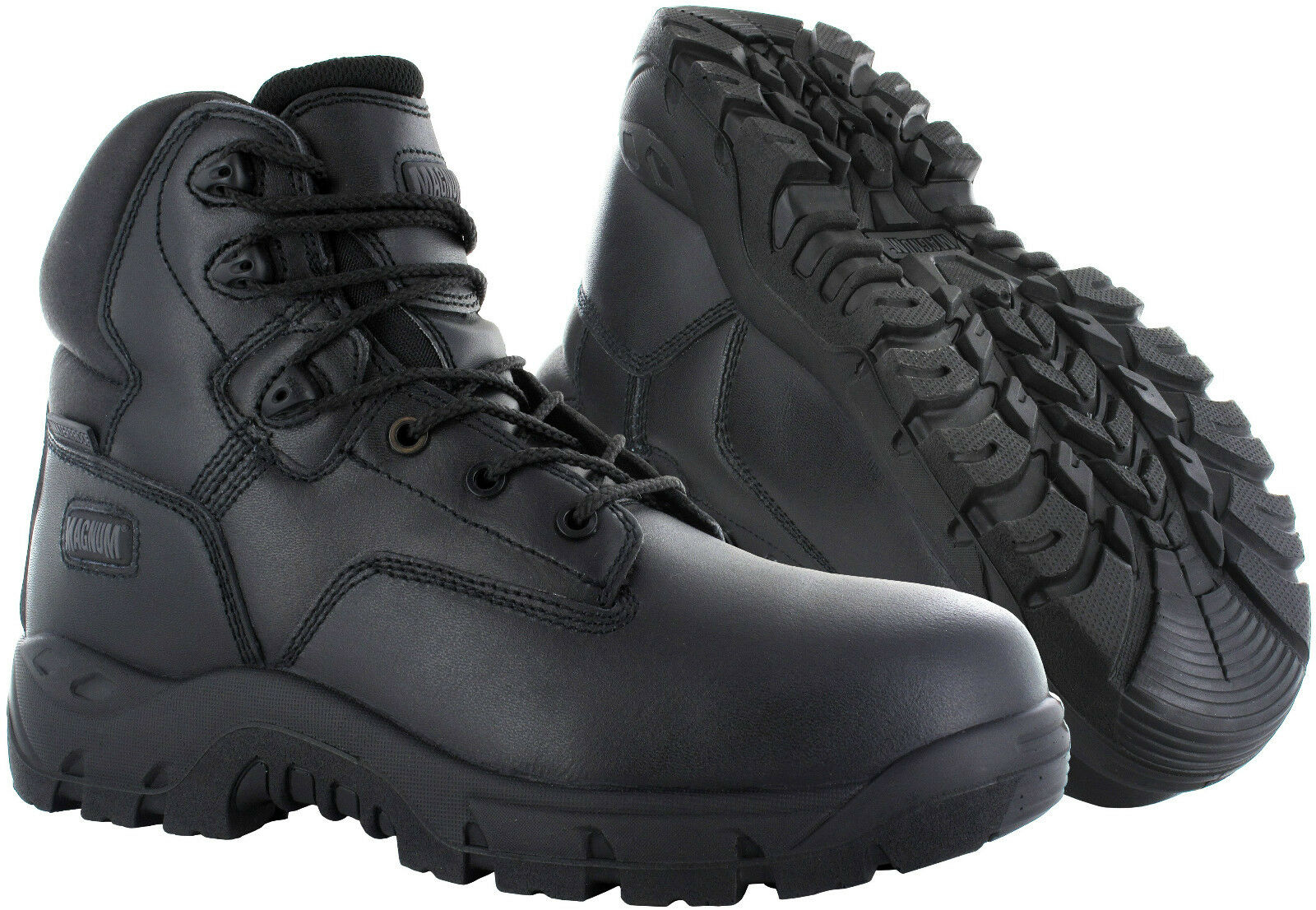 Magnum mens waterproof sitemaster safety hiking work botas