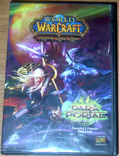 World of Warcraft TCG Through the Dark Portal Starter Deck No Hero Card/Manual