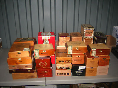 Stamps USA - BOB - 500+++ Stamps (Mostly 1870's to 1950's) - Cigar Box