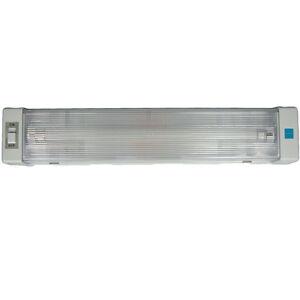 12V-8W-Fluorescent-Strip-Light-Tube-for-Van-Yacht-Boat-Caravan-FREE-POSTAGE