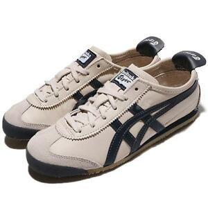 Asics Mexico Onitsuka Tiger 66 Birch India Ink Latte Men Shoe Sneaker DL408 1659