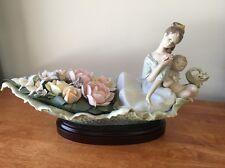 Lladro River Of Dreams Porcelain Figurine #1866 Limited Edition Original Box COA