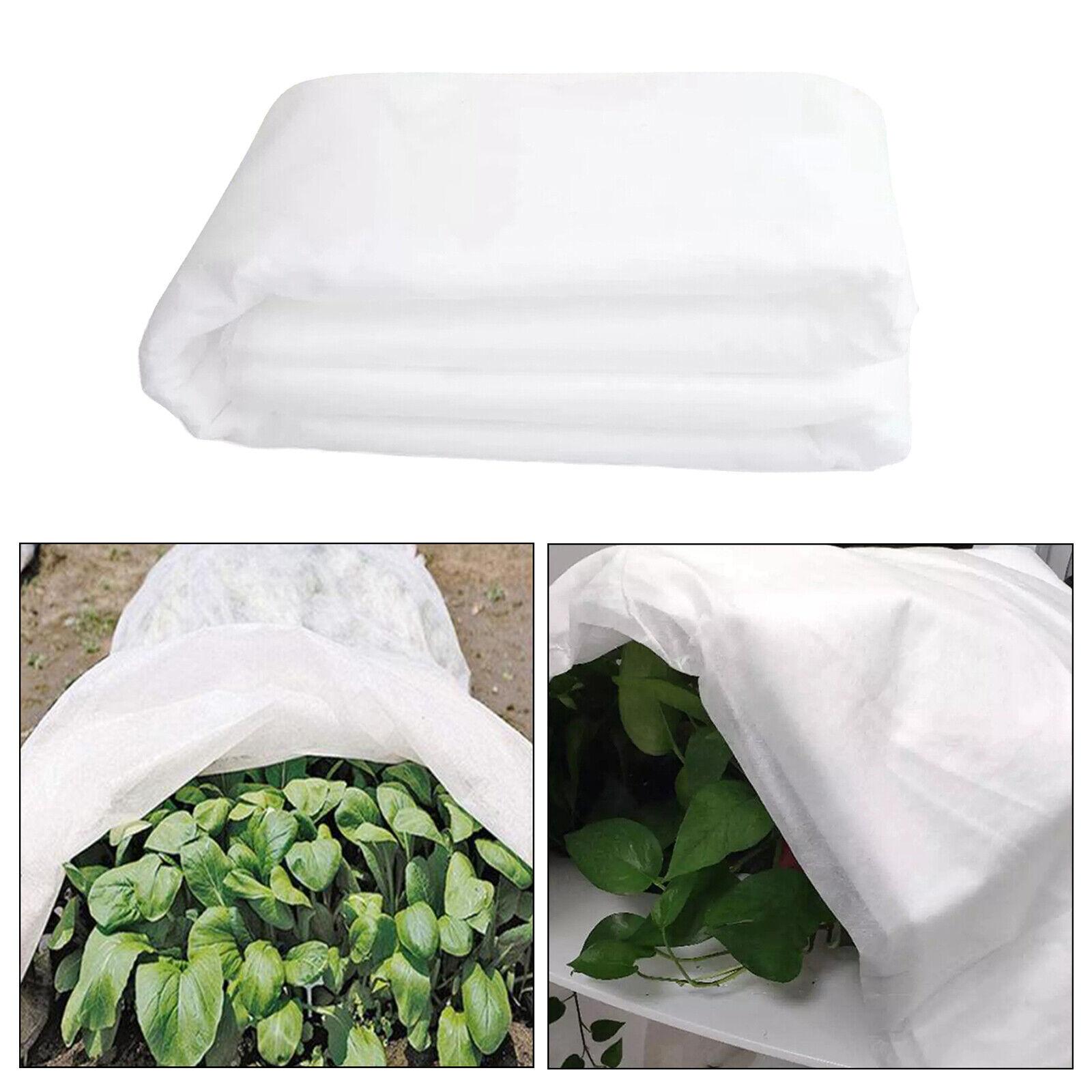 Frost Plant Protection Fleece Winter Cover Blanket Plants Garden Shrubs
