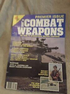 SOF-039-S-COMBAT-WEAPONS-MAGAZINE-PREMIER-ISSUE-VINTAGE-1985-1
