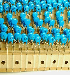 10pcs 221k 1kv 220pf High Voltage Ceramic Capacitors