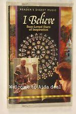 I Believe,Best Loved Stars of Inspiration:Reader's Digest(Audio Cassette Sealed)