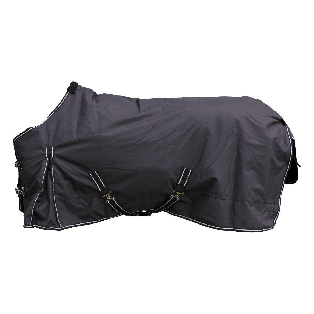 Eldorado invierno manta para caballos, 300 G-negro - 115 cm manta Pony Pony manta
