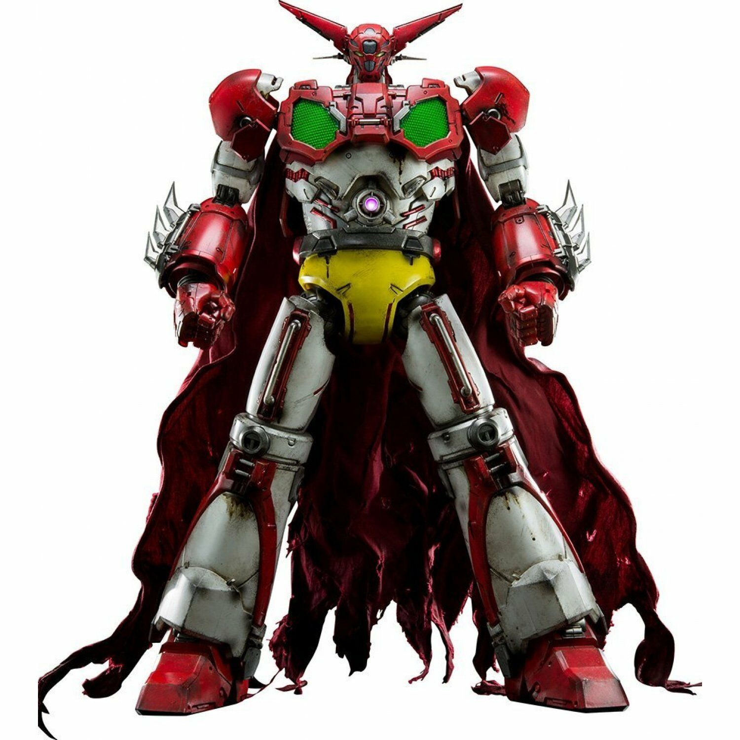 Getter Roboter 1 Threezero 3A Limited ROT Farbe anime version 40 cm