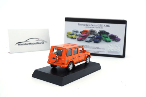 Kyosho Mercedes-Benz G55 AMG Orange 1:64 #K07021G5