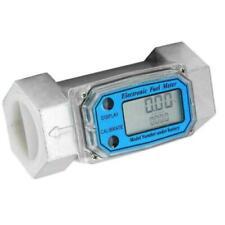 New 15 Inch Electronic Gear Flow Meter Fuel Gasoline Kerosene Diesel
