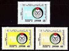 Jordanien Jordan 1981 ** Mi.1161/63 Disabled Behinderte