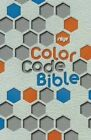 Color Code Bible-NKJV by Thomas Nelson (Leather / fine binding, 2016)